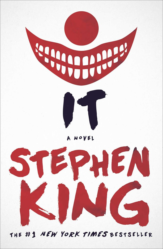 <p><strong><em>It</em> by Stephen King</strong> <p> <strong>Release date:</strong> September 7, 2017 <p><strong> What it's about:</strong> An evil entity hunts children, usually appearing as a killer clown to exploit their fears. It threatens to be totally terrifying, so sleep with the lights on if you plan to tackle either the book or the film. <p> <strong>Who'll be in the film:</strong> Bill Skarsgard, Jaeden Lieberher <p><strong> If you liked this, try:</strong> <em>Carrie</em> by Stephen King, <em>The Shining </em>by Stephen King