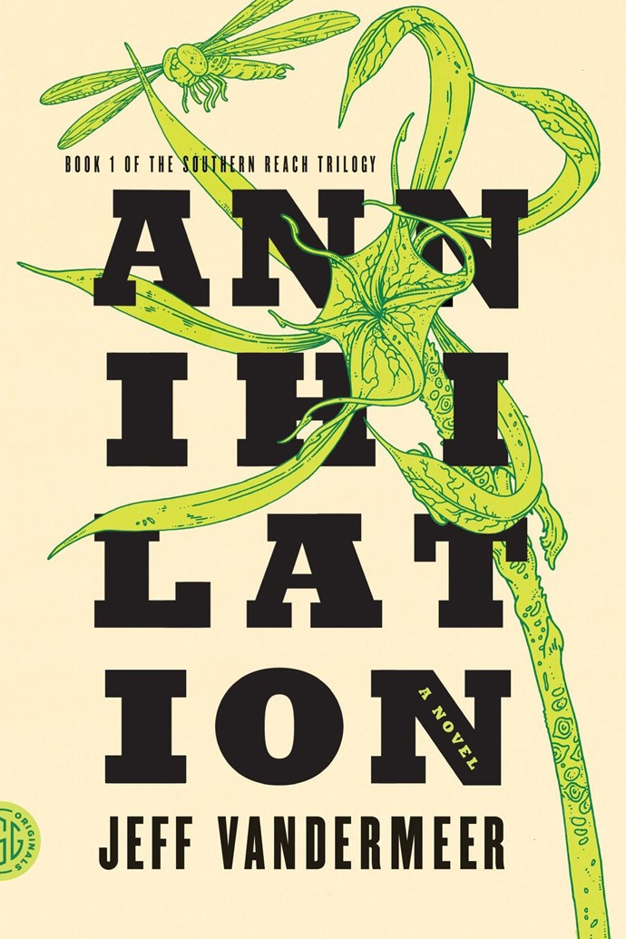 <p><strong><em>Annihilation</em> by Jeff Vandermeer</strong> <p><strong> Release date:</strong> TBA <p> <strong>What it's about: </strong>The first in a trilogy of novels, <em>Annihilation</em> centers on a mysterious environmental disaster zone called Area X. A nameless biologist embarks on an expedition to chart the region and finds herself manipulated by unseen forces. The film version will be directed by Alex Garland, who was responsible for 2015 sci-fi thriller <em>Ex Machina</em>. <p> <strong>Who it stars:</strong> Natalie Portman, Jennifer Jason Leigh, Tessa Thompson <p> <strong>If you liked this, try:</strong> <em>California </em>by Edan Lepucki, <em>Station Eleven</em> by Emily St. John Mandel