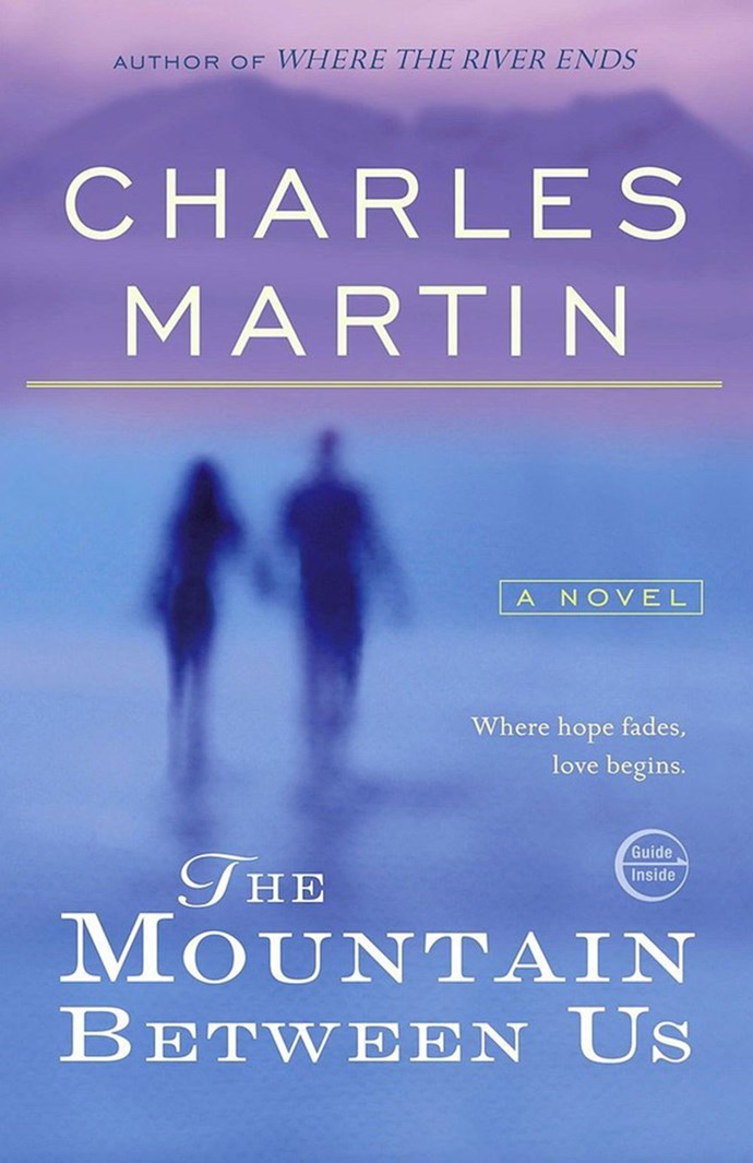 <p><strong><em>The Mountain Between U</em>s by Charles Martin</strong> <p> <strong>Release date:</strong> October 19, 2017 <p> <strong>What it's about: </strong>Two people survive a plane crash, but are badly injured. Stranded, they are forced to trust each other in order to find safety in the deserted wilderness. <em>The Mountain Between Us</em> is a story about survival, but it also becomes a love story—between Kate Winslet and Idris Elba, no less. <p> <strong>Who'll be in the film:</strong> Kate Winslet, Idris Elba <p> <strong>If you liked this, try:</strong> <em>The Light Between Oceans</em> by M.L. Stedman, <em>Where the River Ends</em> by Charles Martin