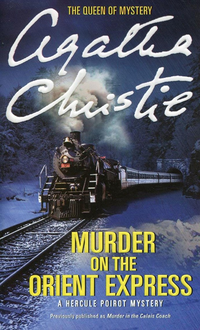 <p><strong><em>Murder on the Orient Express</em> by Agatha Christie</strong> <p><strong>Release date:</strong> November 23, 2017 <p> <strong>What it's about: </strong>Beloved Belgian detective Hercule Poirot investigates the murder of a wealthy American traveling on the famed Orient Express. <em>Murder on the Orient Express</em> has been adapted into a film before, but this new interpretation, directed by Kenneth Branagh, is highly anticipated. It's worth reading Christie's original work to see how this new version will stack up—unless you want to avoid spoilers. <p><strong>Who'll be in the film:</strong> Daisy Ridley, Johnny Depp, Penelope Cruz <p> <strong>If you liked this, try:</strong> <em>And Then There Were None</em> by Agatha Christie, <em>Death On the Nile</em> by Agatha Christie