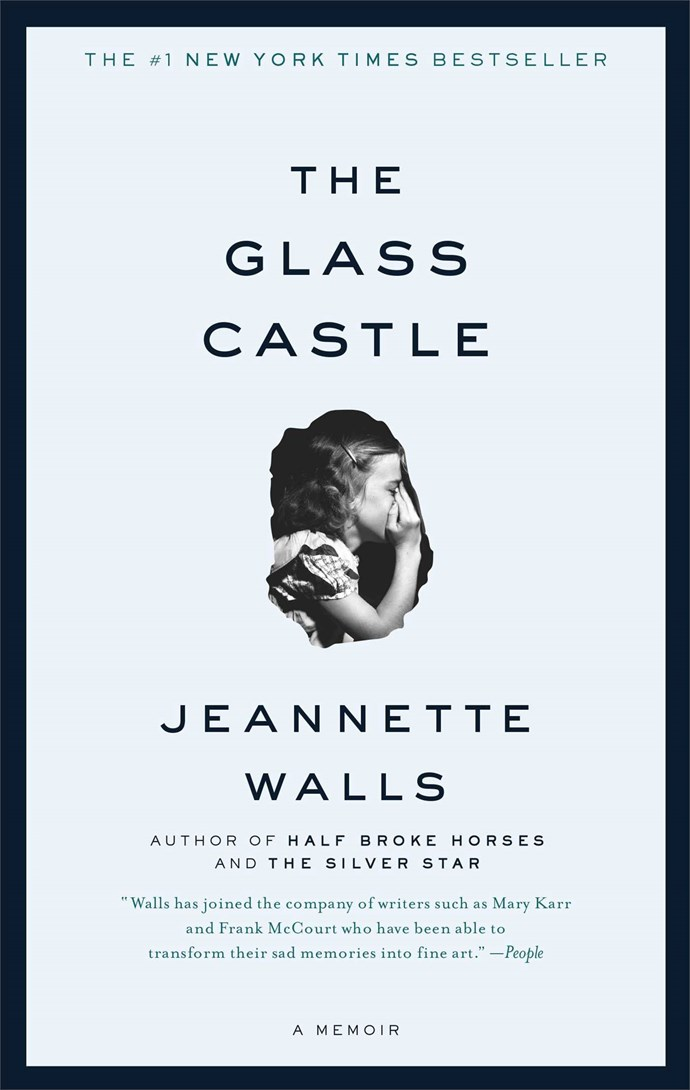 <p><strong><em>The Glass Castle </em>by Jeannette Walls</strong> <p> <strong>Release date:</strong> TBA <p> <strong>What it's about:</strong> <em>The Glass Castle </em>is a memoir that recounts Walls' childhood with an alcoholic father and artist mother and how it affected her as a young adult. The book was incredibly popular when it first appeared in 2005, and we're surprised it's taken this long to arrive on-screen. Expect an amazing performance from Brie Larson as Walls. <p> <strong>Who'll be in the film:</strong> Brie Larson, Naomi Watts, Woody Harrelson <p> <strong>If you liked this, try: </strong><em>Sickened</em> by Julie Gregory, <em>A Long Way Home</em> by Saroo Brierley