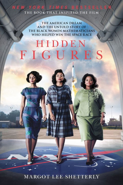 "<p><strong><em>Hidden Figures</em> by Margot Lee Shetterly</strong> <p><strong>Release date:</strong> January 6, 2017<p> <P> <strong>What it's about:</strong> <em><a href=""https://www.amazon.com/Hidden-Figures-American-Untold-Mathematicians/dp/0062363603?tag=geo02a9-20&ascsubtag=elle.gallery.29305"">Hidden Figures</a></em> is the true story of the female African-American mathematicians employed at NASA who helped launch the program's first successful space missions. In the film version, we see three talented and determined women cross their profession's gender and race lines, proving that anyone can be a hero even if they're not in the spotlight. <p> <strong>Who'll be in the film:</strong> Taraji P. Henson, Octavia Spencer, Kevin Costner, Janelle Monáe <p> <strong>If you liked this, try:</strong> <em>Rise of the Rocket Girls</em> by Nathalia Holt, <em>The Glass Universe</em> by Dava Sobel <P>"