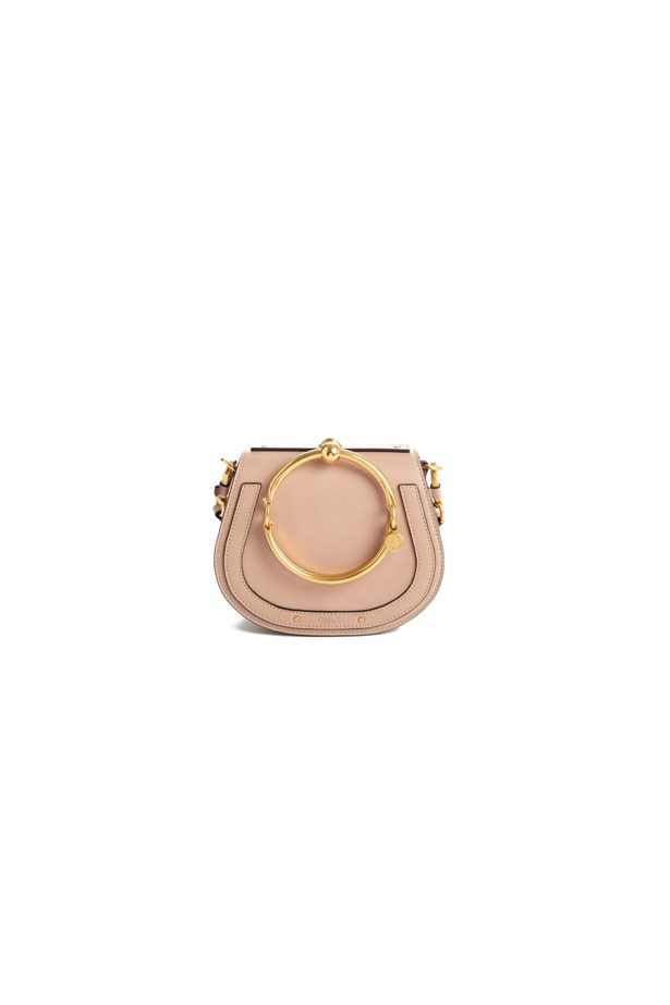 "<strong>Casual</strong> <br><br> Bag, $2,168, Chloé at <a href=""http://shop.nordstrom.com/s/chloe-small-nile-bracelet-leather-crossbody-bag/4562911?origin=category-personalizedsort&fashioncolor=02W%20BISCOTTI%20BEIGE"">Nordstrom</a>"