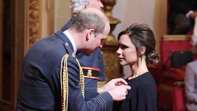 Angelina Jolie and Queen Elizabeth II.