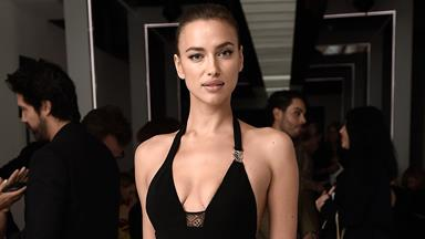 Apparently This Is What Irina Shayk Looks Like In A Bikini, One Month Post-Birth