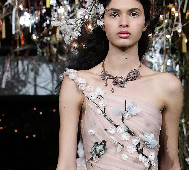 Christian Dior Haute Couture Spring Summer 2017.