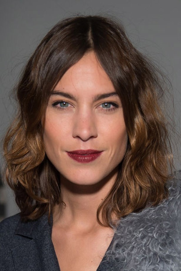 <strong>Alexa Chung</strong> <br><br> Our forever bob inspiration, nobody works shoulder-length locks like Alexa Chung.