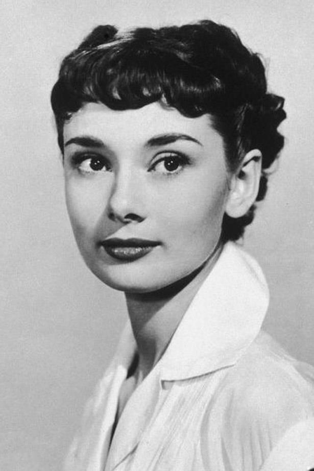 <strong>Audrey Hepburn</strong> <br><br> The original pixie crop, we're forever trying to pull off Audrey Hepburn's signature micro-fringe.