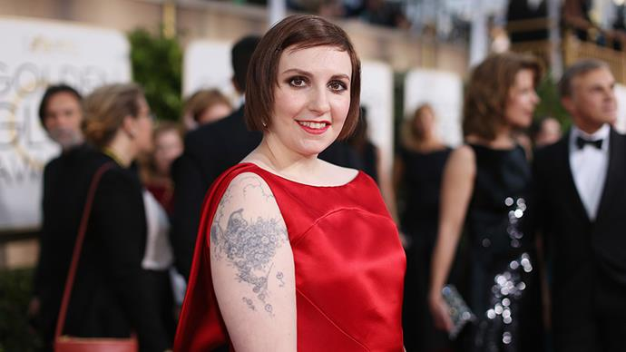 """<p><strong>Lena Dunham</strong><p> """"[Therapy is] paying someone to listen to you stammer until you find what's really important. Because the fact is, we all have some underlying drive and anxiety that's pushing us forward at all times ... Having a therapist has taught me to be less cruel to myself. It's not like therapy has made me the world's sanest person; it just made me slightly less insane,"""" she told <em><a href=""""https://go.redirectingat.com/?id=74679X1524629&sref=https%3A%2F%2Fwww.buzzfeed.com%2Feleanorbate%2Fcelebs-talk-about-therapy&url=http%3A%2F%2Fwww.stylist.co.uk%2Fpeople%2Flena-interviews-lena-and-talks-trolling-hos-and-therapy&xcust=4173824%7CBFLITE&xs=1"""">Stylist</a></em>."""