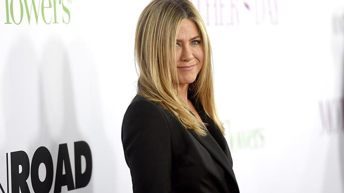 """<p><strong>Jennifer Aniston</strong><p> """"Go to therapy. Clean up all of the shit. Clean up all of the toxins and the noise. Understand who you are. Educate yourself on the self... You can undo a lot of things. If you're not happy, you can become happy. Happiness is a choice. That's the thing I really feel,"""" she told <em><a href=""""http://www.glamour.com/story/jennifer-aniston-glamour-septe?mbid=partner_facebook_huffpowomen"""">Glamour</a></em>."""