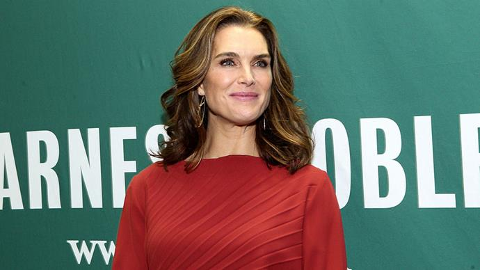 """<p><strong>Brooke Shields</strong><p> """"I couldn't believe it when my doctor told me that I was suffering from postpartum depression and gave me a prescription for the antidepressant Paxil. I wasn't thrilled to be taking drugs. In fact, I prematurely stopped taking them and had a relapse that almost led me to drive my car into a wall with Rowan in the backseat. But the drugs, along with weekly therapy sessions, are what saved me—and my family,"""" she wrote in an op-ed for <em><a href=""""https://go.redirectingat.com/?id=74679X1524629&sref=https%3A%2F%2Fwww.buzzfeed.com%2Feleanorbate%2Fcelebs-talk-about-therapy&url=http%3A%2F%2Fwww.nytimes.com%2F2005%2F07%2F01%2Fopinion%2Fwar-of-words.html%3F_r%3D0&xcust=4173824%7CBFLITE&xs=1"""">The Times</a></em>."""