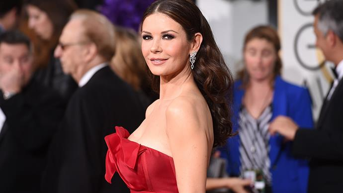 """<p><strong>Catherine Zeta-Jones</strong><p> In an interview with People about having bipolar disorder: """"This is a disorder that affects millions of people and I am one of them. If my revelation of having bipolar II has encouraged one person to seek help, then it is worth it. There is no need to suffer silently and there is no shame in seeking help."""""""