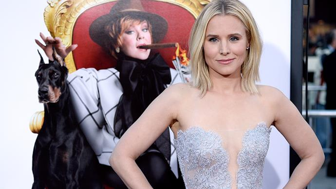 """<p><strong>Kristen Bell</strong><p> """"You do better in the gym with a trainer; you don't figure out how to cook without reading a recipe. Therapy is not something to be embarrassed about,"""" she told <em><a href=""""http://www.goodhousekeeping.com/life/relationships/a32083/kristen-bell-dax-shepard-marriage/"""">Good Housekeeping</a></em>. Bell also [discussed her experience with antidepressants](https://www.youtube.com/watch?v=mYUQ_nlZgWE