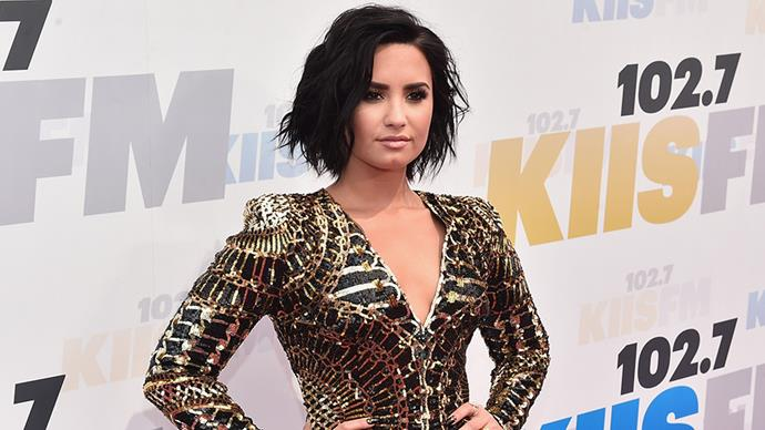 """<p><strong>Demi Lovato</strong><p> """"Having people who are professionals as well and not relying on just one person is another key to maintaining a healthy recovery. I talk to my therapist,"""" she told the <em><a href=""""http://www.huffingtonpost.com/2015/06/01/demi-lovato-be-vocal-mental-health-bipolar_n_7462100.html"""">Huffington Post</a></em>."""
