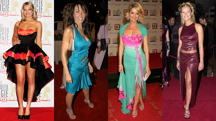 47 of the most outrageously 2000s outfits to ever grace the Logies red carpet, as we gear up for the 2017 Logies on Sunday.