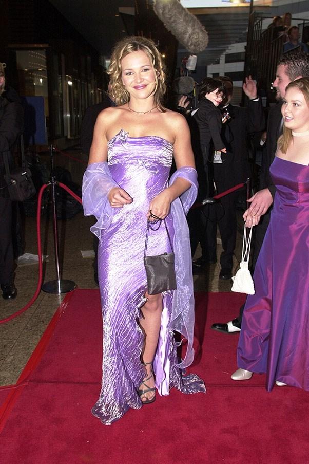 Carla Bonner, 2000.