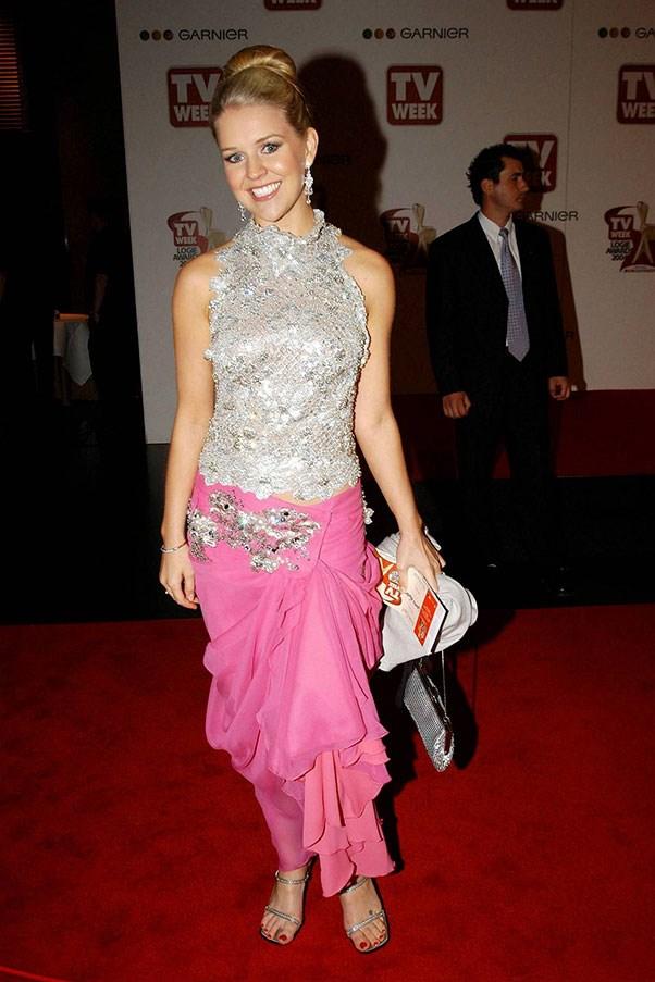 Lauren Newtown, 2004.