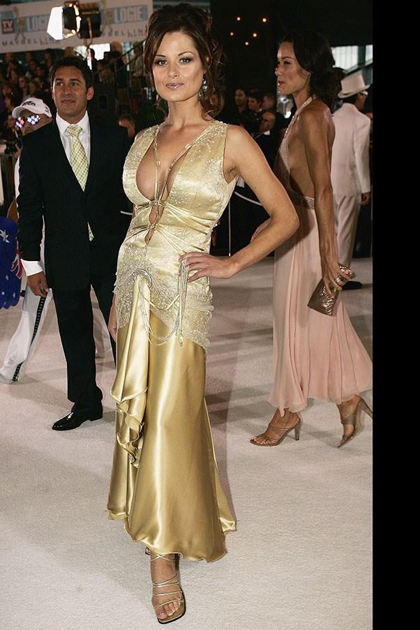Madeline West, 2005.