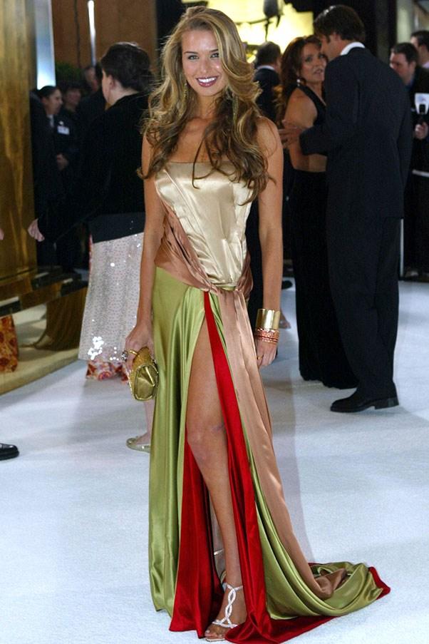 Tahyna Tozzi, 2005.