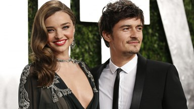 5 Times Orlando Bloom And Miranda Kerr Proved You Can Be Friends With An Ex