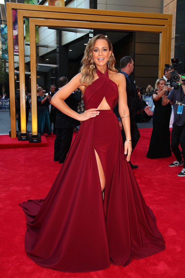 Carrie Bickmore in Paolo Sebastian