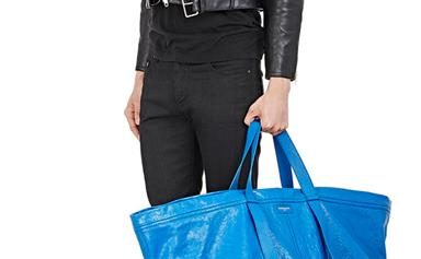 IKEA Has Responded To That $2,847 Look-A-Like Balenciaga Bag And It's Beyond Hilarious