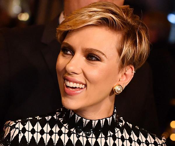 Scarlett Johansson  Doppelganger