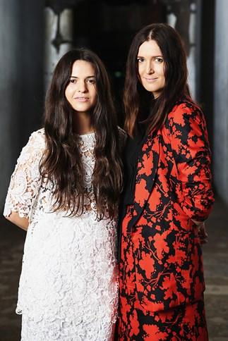 Beth and Tessa Macgraw