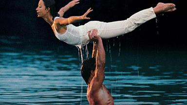 So, The 'Dirty Dancing' Remake Recreates THE Lift