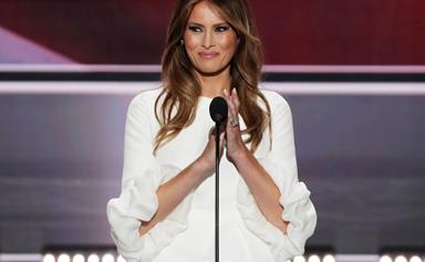 Melania Trump Favourited A Super Shady Tweet About Her Relationship With Donald Trump