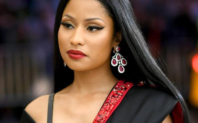 Nicki Minaj Instagram Controversy