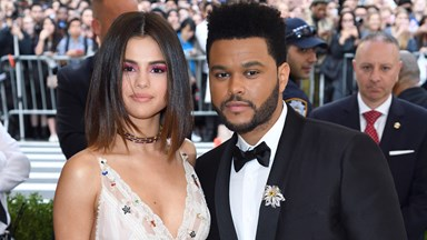 Selena Gomez Brought Her Family To The Weeknd's Concert