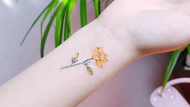 What You Should Know About Watercolour Tattoos Before You Get One