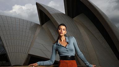 How Victoria's Secret Model Georgia Fowler Prepares Her Skin For Fashion Week