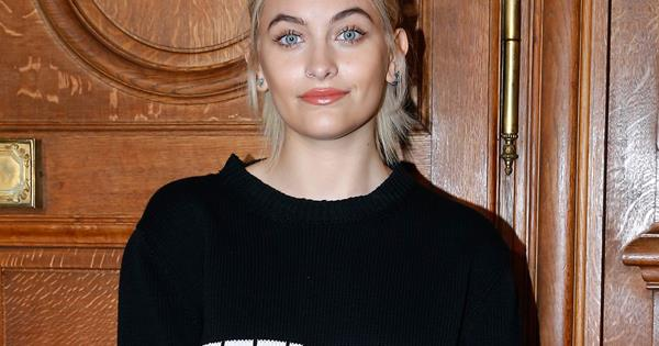 People are shaming Paris Jackson for posing topless in a