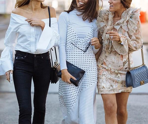 Street Style Australian Fashion Week