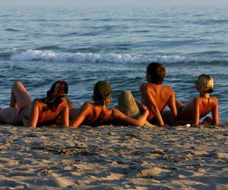 Nudist Beach Hedonism II