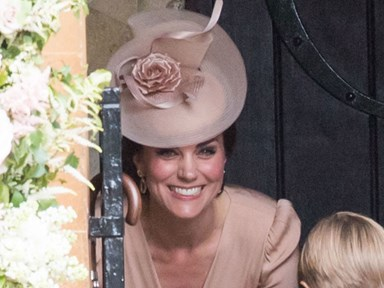 What Kate Middleton Wore to Her Sister Pippa's Wedding