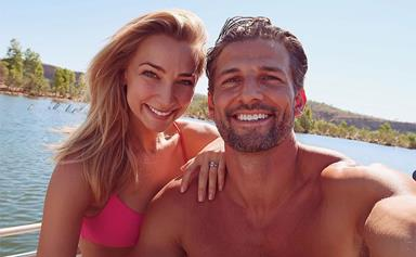 Tim Robards And Anna Heinrich's Love Story Is So Perfect It Hurts