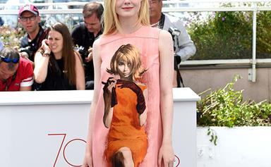 Elle Fanning Officially Won Cannes