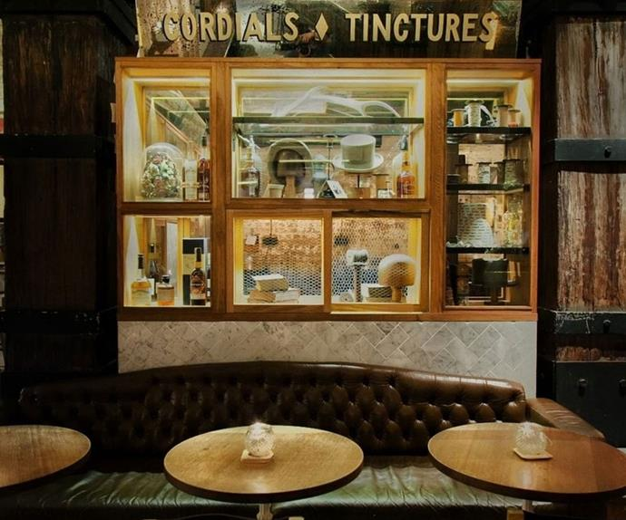 Underground Bars Sydney