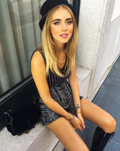 **Chiara Ferragni**<br><br> After a whirlwind trip to Hawaii with her new fiance, Ferragni is on the road again, this time to Monte Carlo.