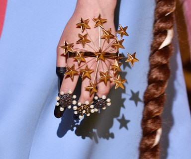 The Nails At Gucci Cruise Were Not For The Faint Of Heart