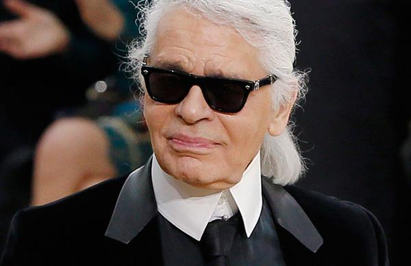Karl Lagerfeld X ModelCo makeup