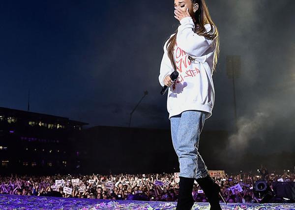 Ariana Grande Manchester Concert