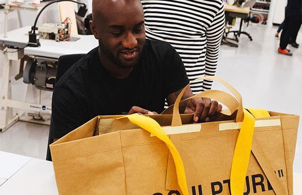 Virgil Abloh Ikea Collaboration Off-White
