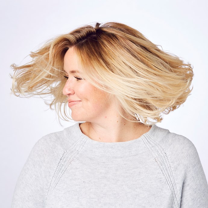 Hair-drying hacks
