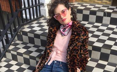 Chloe Hill's Guide To Wearing Mismatching Prints