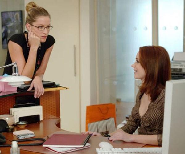 Gisele Bundchen Emily Blunt The Devil Wears Prada
