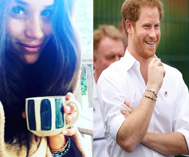 Meghan Markle And Prince Harry's Cute Couple Jewellery Pieces